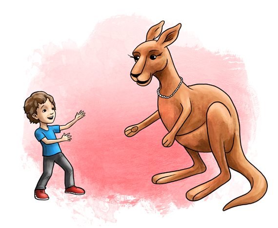 If My Mother Were A Kangaroo